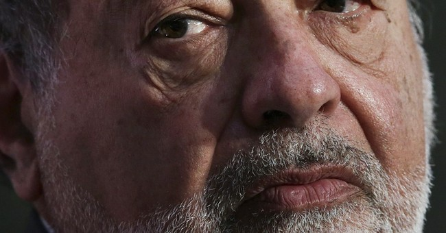 Mexican billionaire Slim says Trump could be good for Mexico
