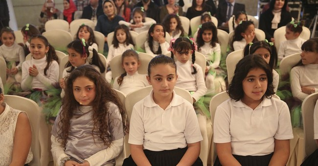 UN: World population grows, young girls struggle