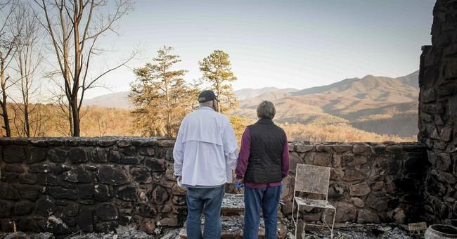 Extraordinary Smokies wildfire moved fast on path to city