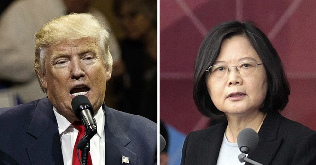 Trump's call inspires hope in Taiwan, concern in Beijing