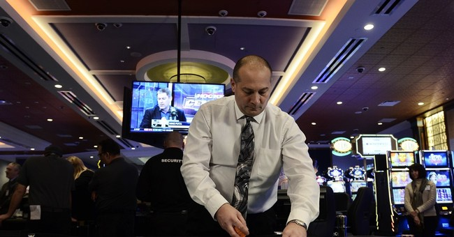 Casino opening marks start of NY's bet on upstate gambling