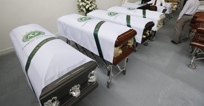 Colombia repatriates dead as airline's licensing questioned