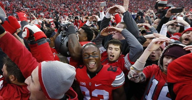 Quake scale: Ohio St win vs Michigan rocked stadium the most