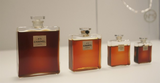 Chanel: Train across flower fields threatens No. 5 perfume