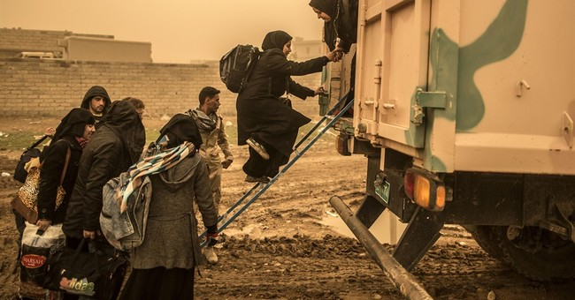 Iraqi troops bring to 23 districts retaken in Mosul