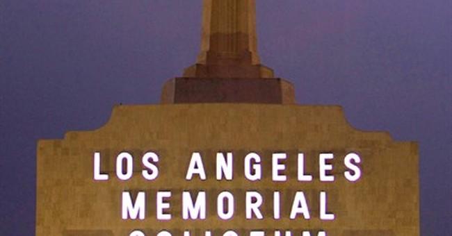 LA 2024 releases $5.3 billion budget; no new stadiums needed