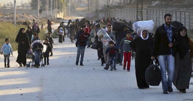 Calls for ceasefire, massive displacement in Syria's Aleppo