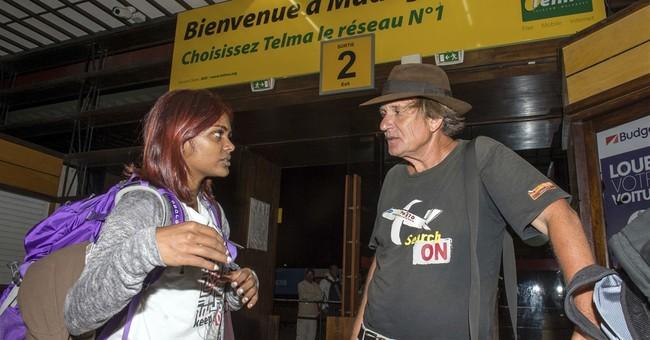 Relatives of Flight 370's missing seek help in Madagascar