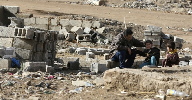 Ruins of homes in Kirkuk a sign of divisions to come in Iraq