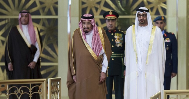 Saudi king starts tour of Gulf Arab states with visit to UAE