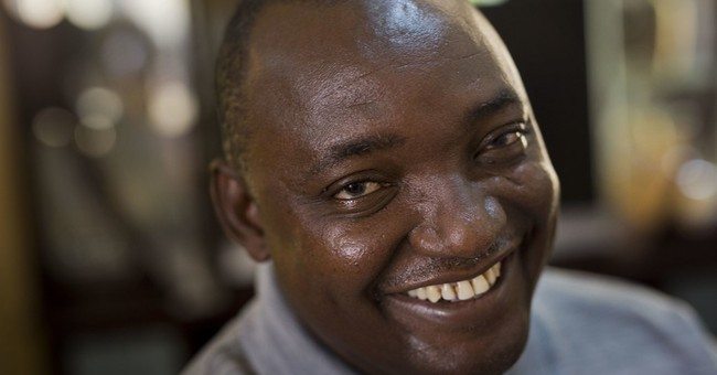 AP INTERVIEW: Leader promises 'a new Gambia' after upset win