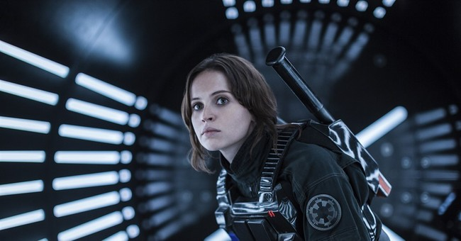 Disney teases 28 minutes of 'Star Wars' spinoff 'Rogue One'