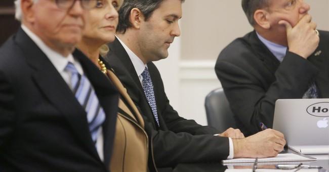 Jury going into next week in ex-officer's murder trial