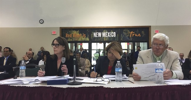 New Mexico budget crisis rears its head in courts, colleges