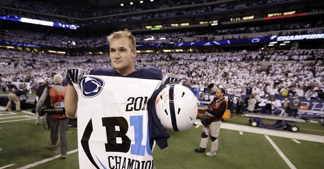 Penn State gives playoff committee something to ponder