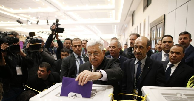 Palestinian Fatah party ends conference with boost for Abbas