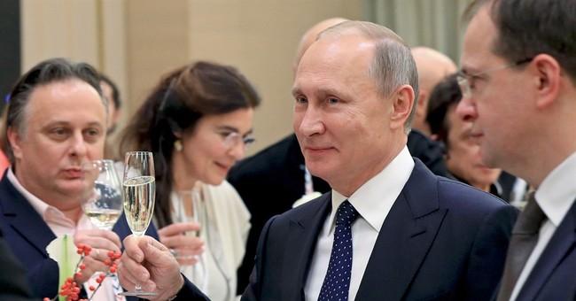 Putin confident Trump will make responsible decisions