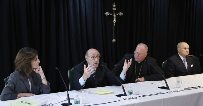 46 claims filed in 2 months to priest abuse victims program