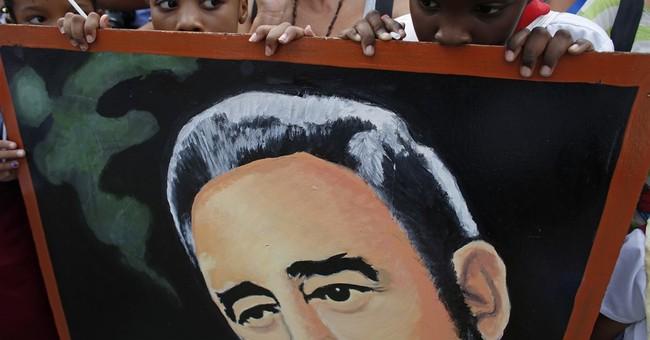 Fidel Castro's final resting spot revealed
