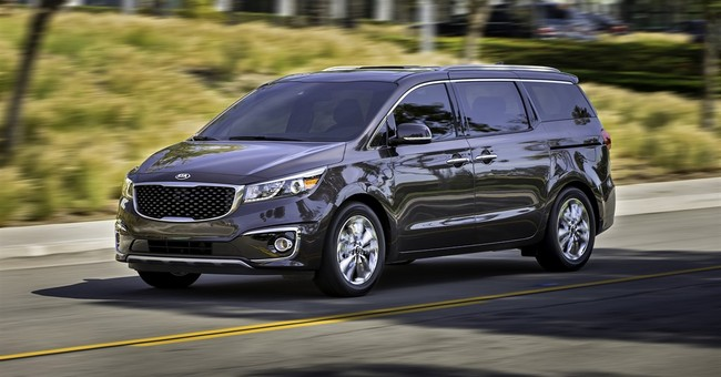 2016 Kia Sedona's warranty, insides make it must-see minivan