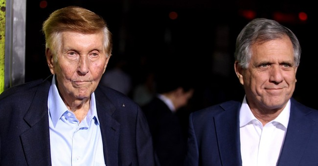 Ailing media mogul Sumner Redstone resigns as chair of CBS