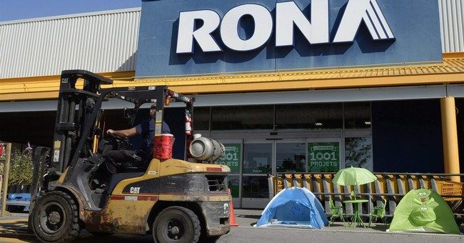 Lowe's makes another run for Canada's Rona in $2.3B deal