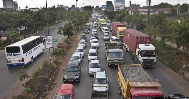 Kenyan taxi drivers ask government to stop Uber