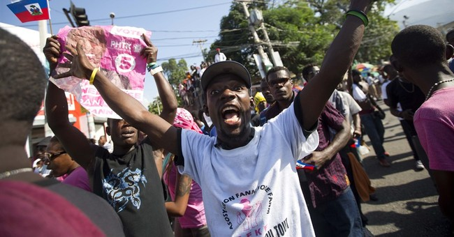 Poll: Most Haitians would vote if they saw elections as fair