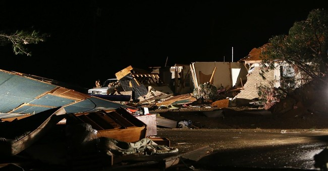 Tornadoes in the South; snow in Plains and Upper Midwest