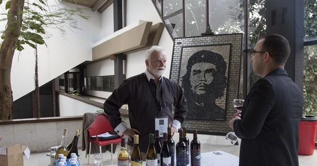 Californians want rum-crazy Cuba to start drinking wine