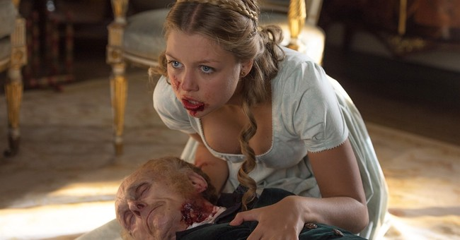 Review: 'Pride & Prejudice & Zombies' is a silly muddle