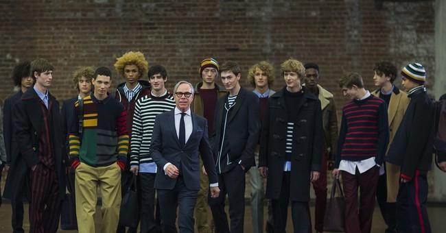 Tommy Hilfiger puts out prep aimed at younger set