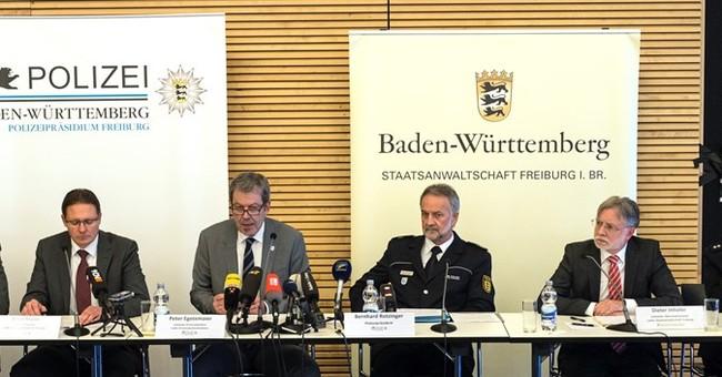 German chancellor denounces rape-killing of student