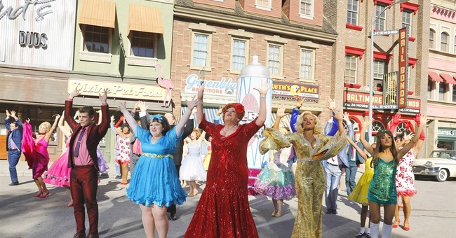 You can't stop the beat with 'Hairspray Live!' telecast