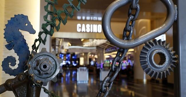Sleek casino with Bob Dylan art opening outside Washington