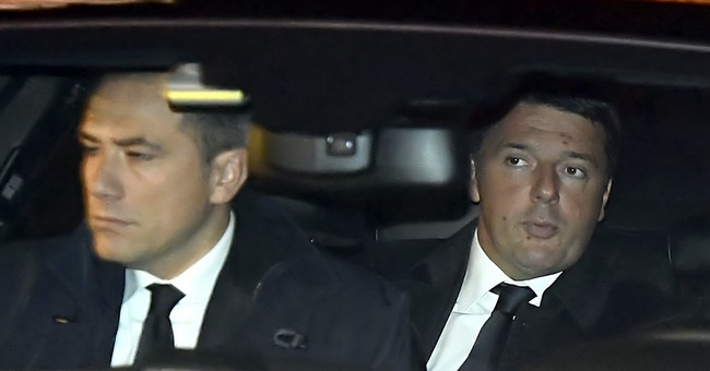 Renzi quits; search on for new leader to guide Italy to vote