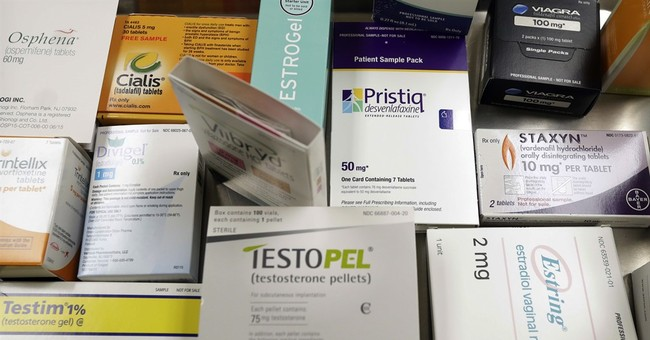Can't buy love? Drug price hikes put sex beyond reach