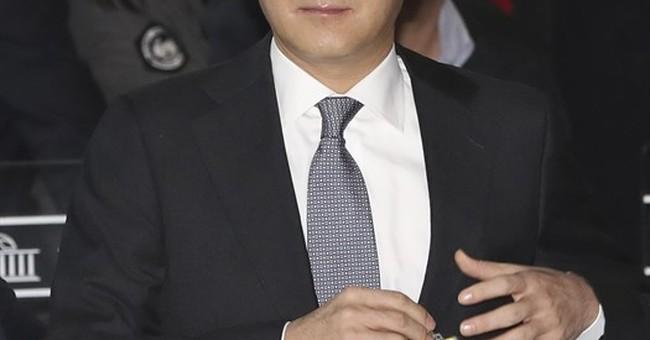 Live on TV: Moment of reckoning for S. Korean business elite
