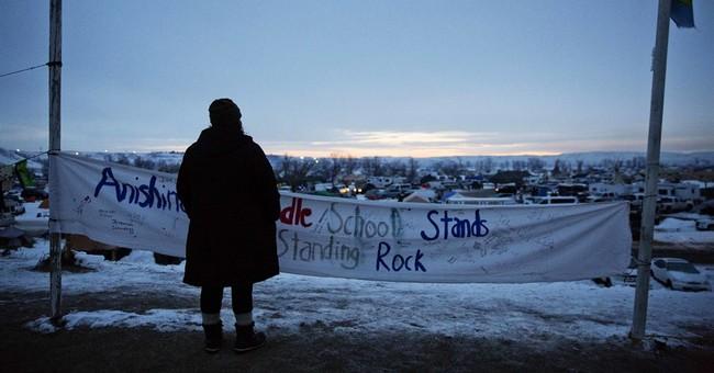 Oil industry urges Trump to approve Dakota Access pipeline