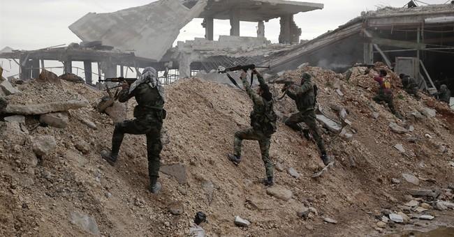 2 Russian nurses killed in rebel shelling of Syria's Aleppo