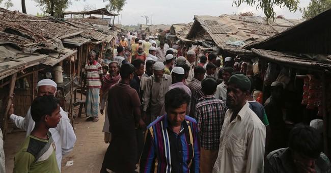 AP Explains: What's behind persecution of Myanmar's Rohingya