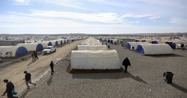 The Latest: Czechs send medics to Iraq for IS battle