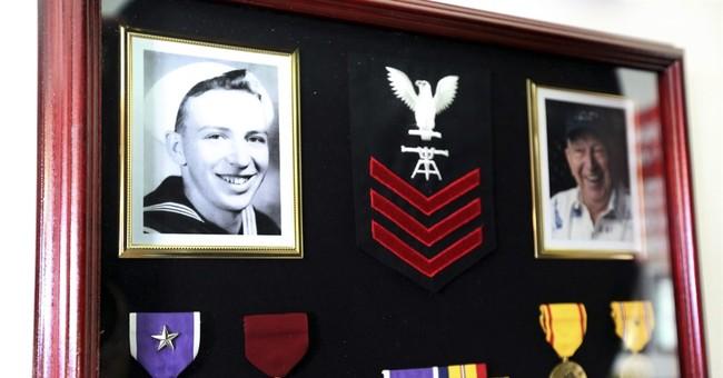 USS Arizona survivor heads to Pearl Harbor 75 years later