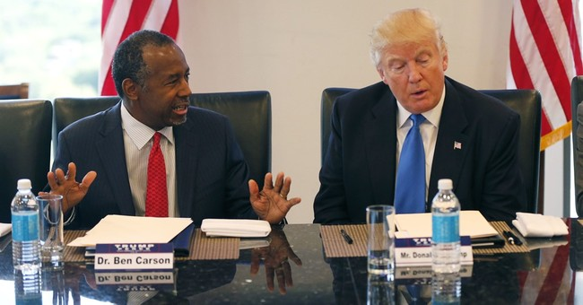 No experience needed: Trump taps Carson for HUD secretary