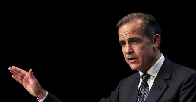 Bank of England chief: Prosperity must be better distributed