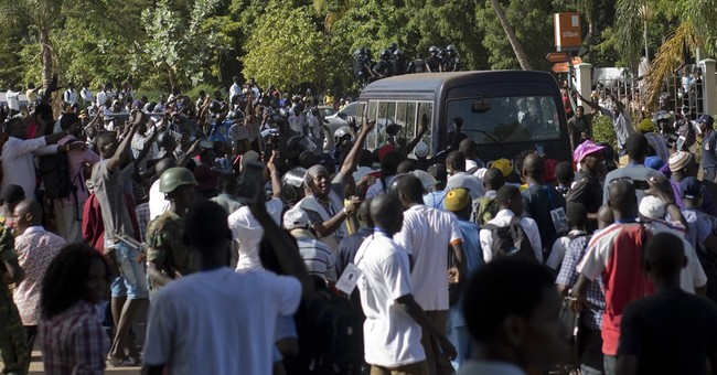 Top Gambian opposition leader, 18 others out of prison