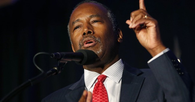 HUD nominee opposes programs that aided rise from poverty