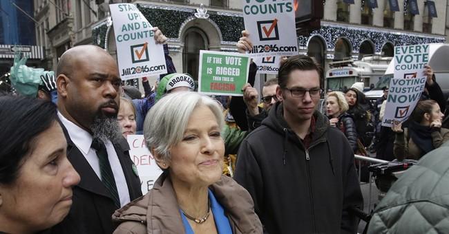 Stein still stands to benefit under losing recount effort