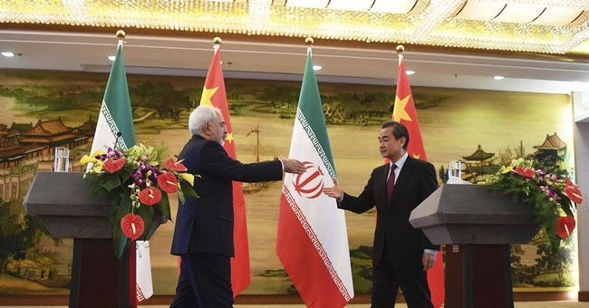 In signal to Trump, China, Iran say nuclear deal must stand