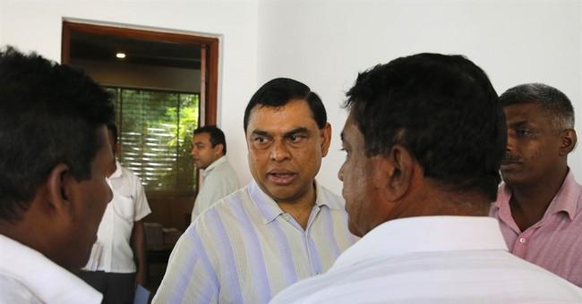 Sri Lanka's former strongman sets stage for comeback attempt